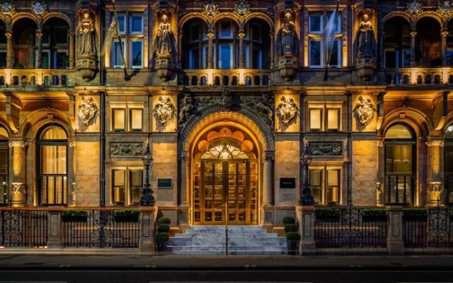 伦敦菲茨罗伊酒店