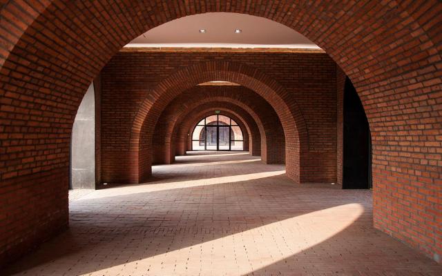 怎样把砖材玩出花来?入围2020 奥地利砖筑奖的建筑师告诉你答案