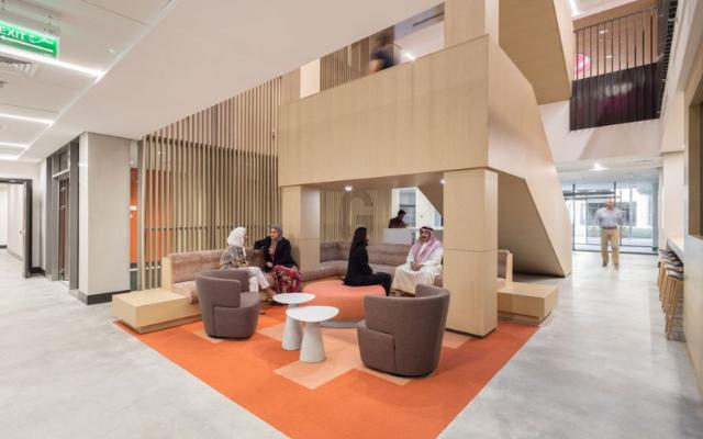 大学校园设计促进社区和健康