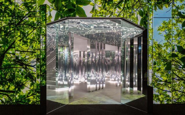 心灵弯曲冥想——体验式艺术中心