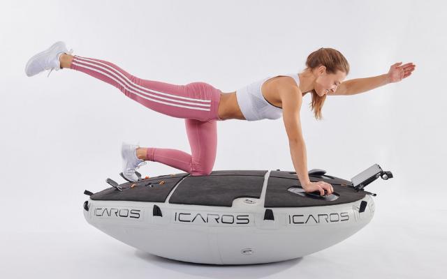 ICAROS Cloud——新维度家庭健身