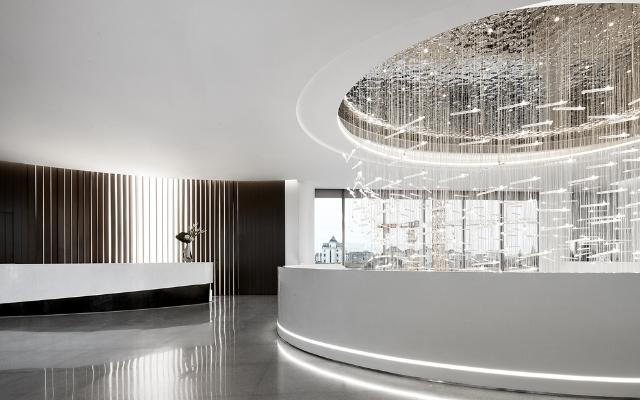 多思尼克机场城市销售中心-韩国亚洲设计大奖获奖项目