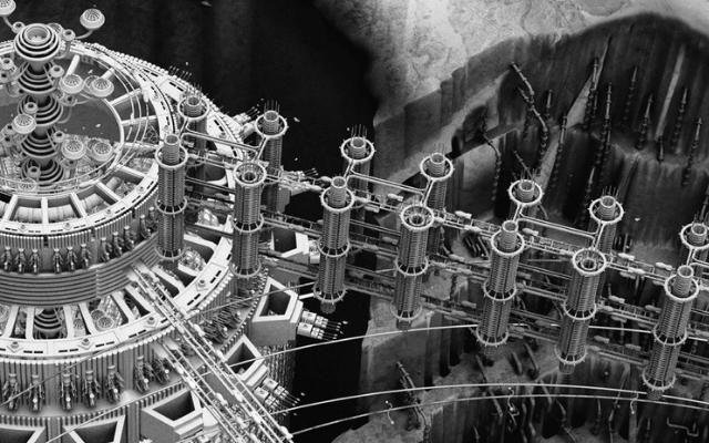 Platinum City  | 人类文明在太空蓬勃发展的愿望