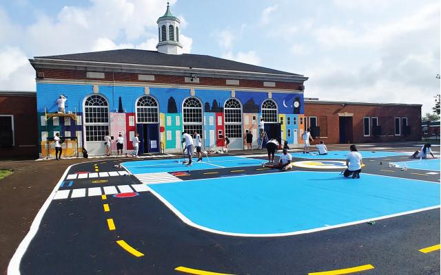 William S. Baer School | 感官驱动的教育空间