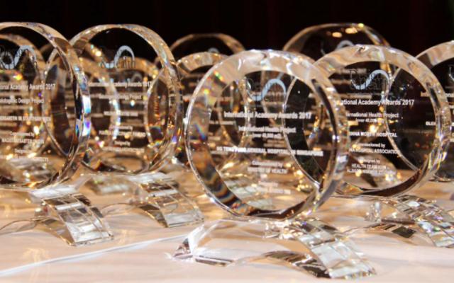 2015年国际医疗设计学院奖国际研究项目奖得主