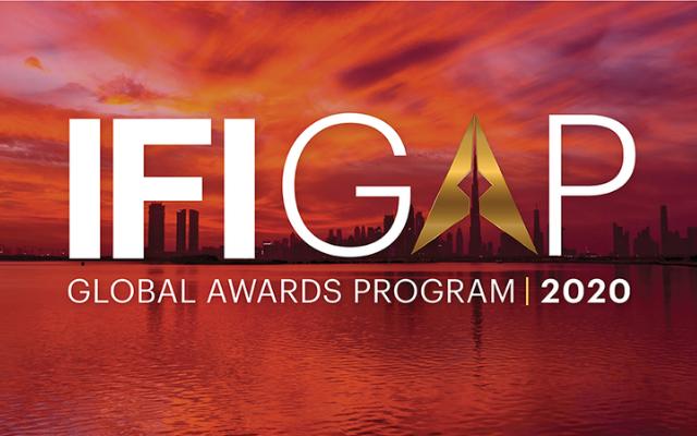 IFI GAP 2020:IFI 卓越设计大奖获奖者公布