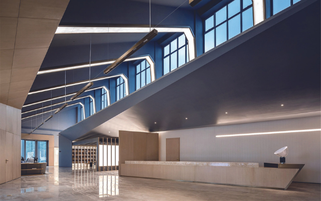 纺织 SDA 2020建筑类银奖项目