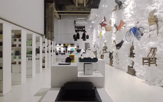 SURFACE DESIGN AWARDS丨私人工业设计博物馆