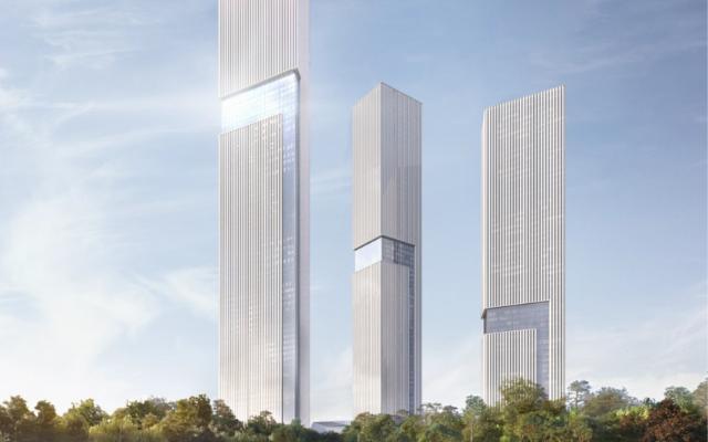 地产界奥斯卡颁出,成都这座建筑赢得世界瞩目