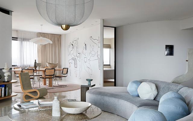 澳洲2020年室内设计奖出炉,不放艺术品的家是没有灵魂的