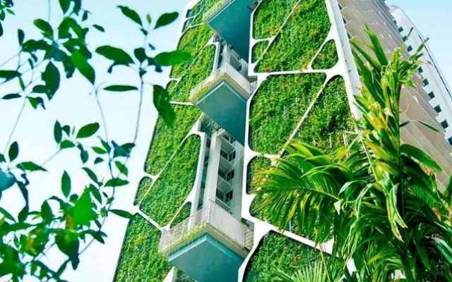 空中城市花园--新加坡
