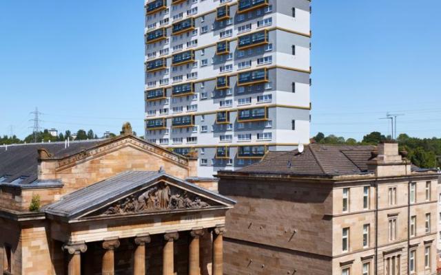 英国The Architects' Journal中有视觉冲击力的设计建筑