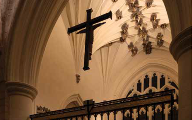 Re-lighting of Interior of Norwich Cathedral