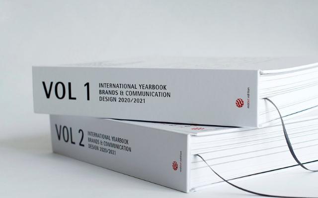 品牌与传播行业的主导媒体:2020/2021红点品牌与传达设计年鉴