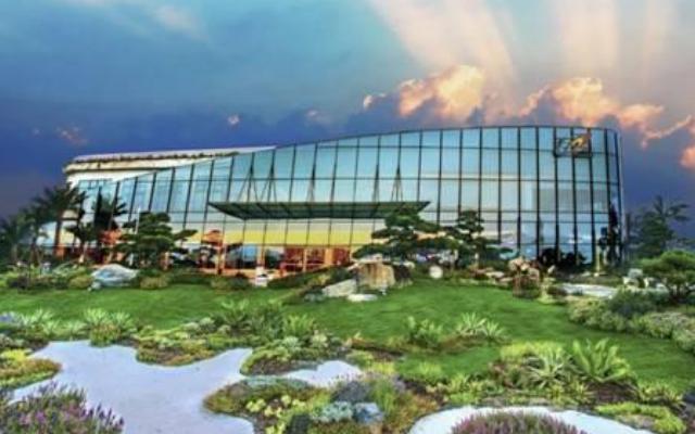 折桂!碧桂园四项目摘得年度中国地产设计大奖
