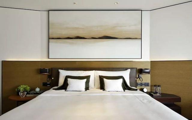 大隐隐于市-新加坡香格里拉大酒店