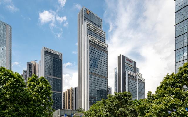 南山科技金融城设计构想
