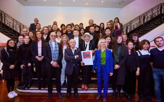 """2018法国双面神""""GPDP AWARD""""国际设计大奖颁奖盛典圆满成功 【上】"""