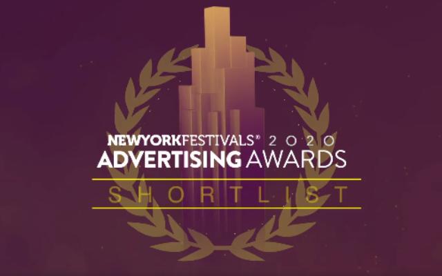 中国两所大学的作品进入2020纽约广告节国际学生奖决赛