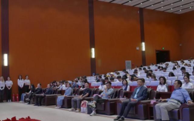 ONE SHOW 校园峰会黑龙江外国语学院站|发挥创意 改变世界