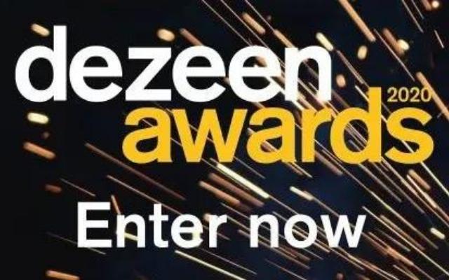 英国Dezeen奖-DEZEEN AWARDS