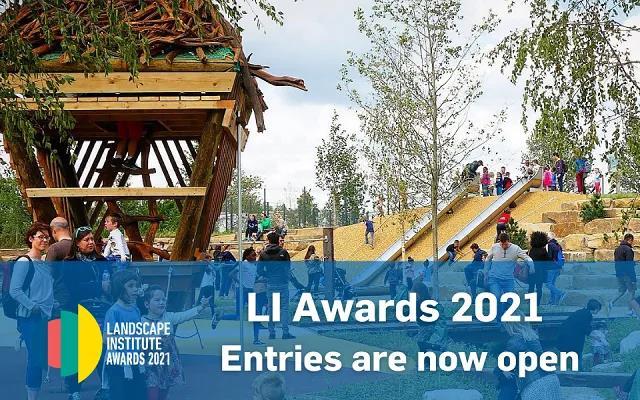 2021年英国皇家风景园林学会奖作品提交通道开放