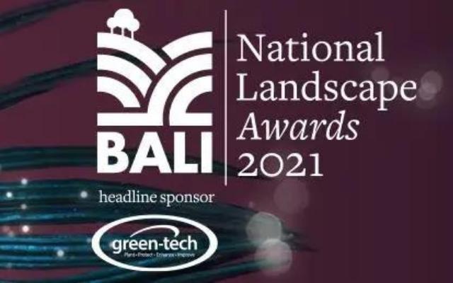 2021英国BALI国家景观奖 - BALI National Landscape Awards