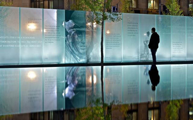 美国退伍军人生命纪念馆