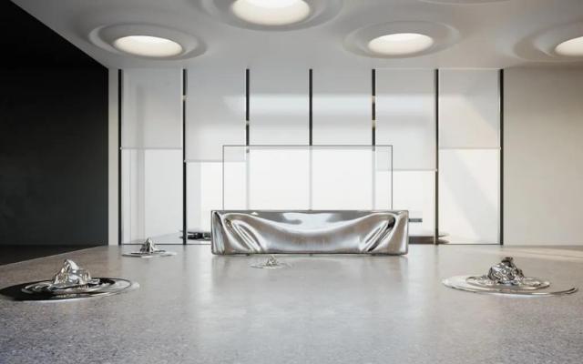 2020LICC伦敦国际创意奖年度室内大奖——《汇恒艺术展示中心》