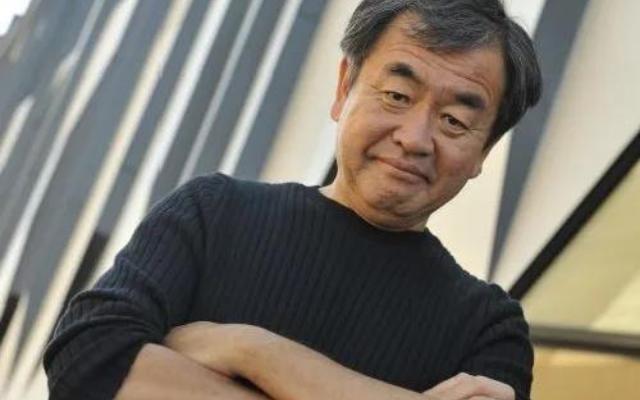 人物   专访标志性设计奖·创新建筑奖年度建筑师隈研吾