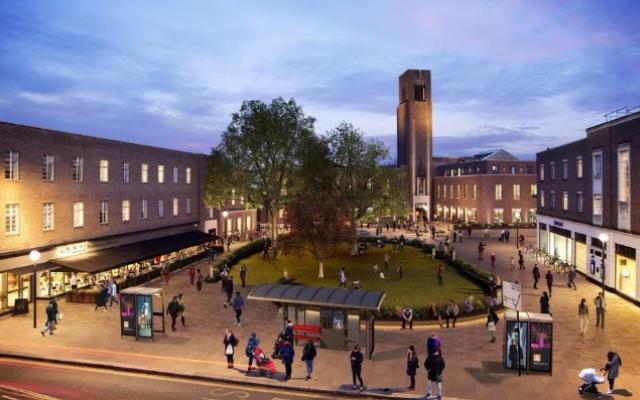 The Architects' Journal:Make 获委任参与重建Hornsey市政厅