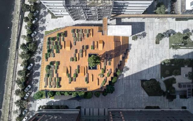 南园籽舍及种植平台荣获2019欧洲杰出建筑师论坛年度大奖和最佳城市设计奖