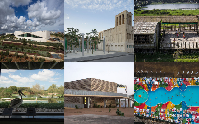 2020-2022 阿卡汗建筑奖 - Aga Khan Award for Architecture