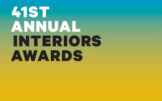 美国《Contract》杂志年度室内设计大奖-CONTRACT ANNUAL INTERIOR AWARDS