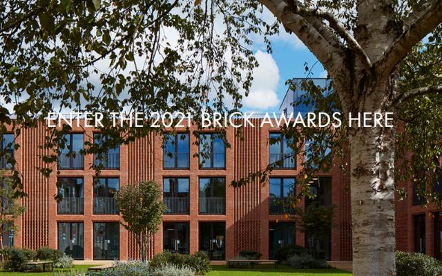 2021英国砖筑奖 - Brick Award