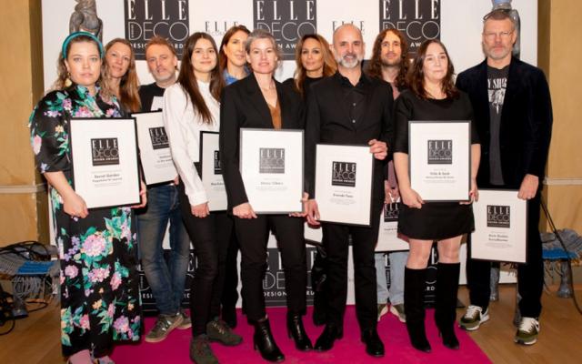 瑞典ELLE DECO设计奖*2020