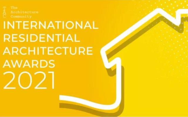 2021国际住宅建筑大奖 - International Residential Architecture Awards