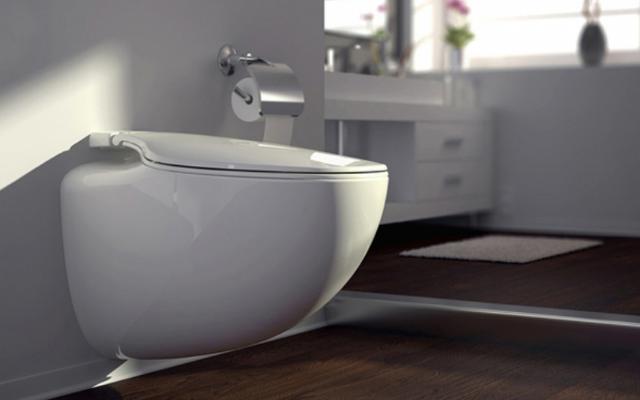 丹麦Index奖金奖-Jets Vacuum Toilet