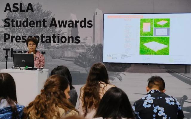美国风景园林师协会(ASLA)2019年度盛会