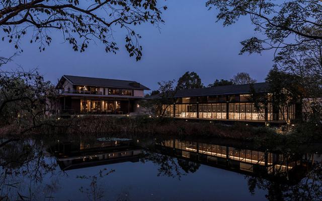 《木守西溪》获英国照明设计奖2019年度最佳酒店项目