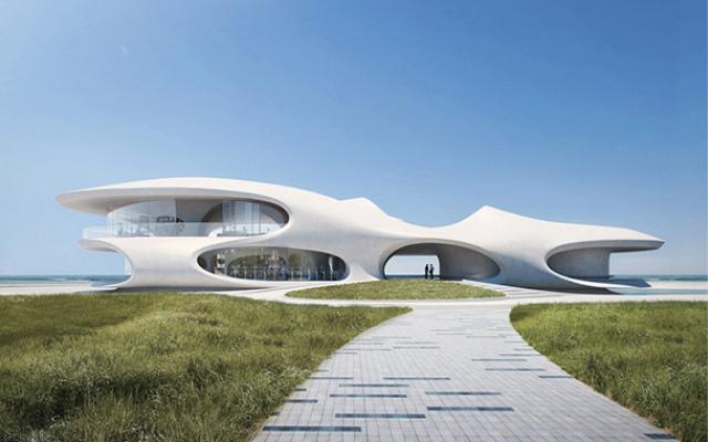 "MAD 在中国设计了一个""虫洞""图书馆"
