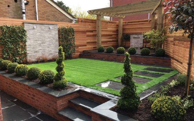 国内花园建设-不到3万英镑
