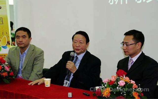 金堂奖·2011中国室内设计年度评选新闻发布会(组图)