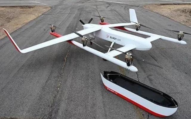 自动运输飞行器