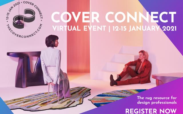 面向室内设计专业人士的COVER Connect
