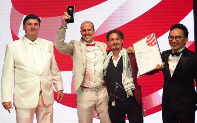 2019红点设计概念大奖最终获得者于新加坡隆重揭晓!