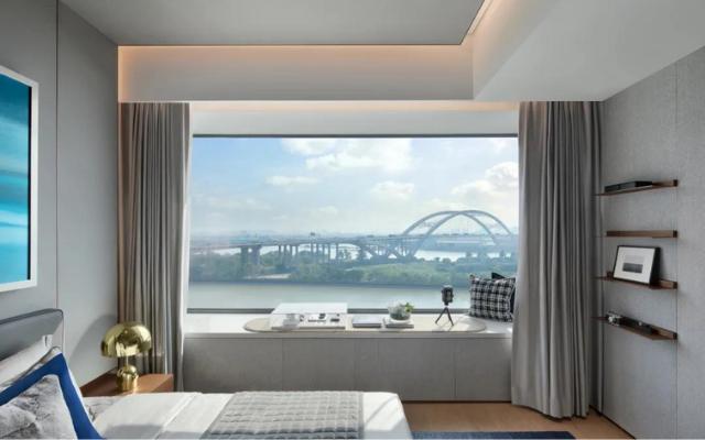 中国珠江上的豪华住宅——时代大家