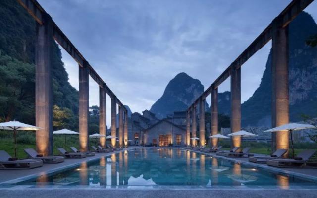 富有生活记忆和情感载体的度假酒店