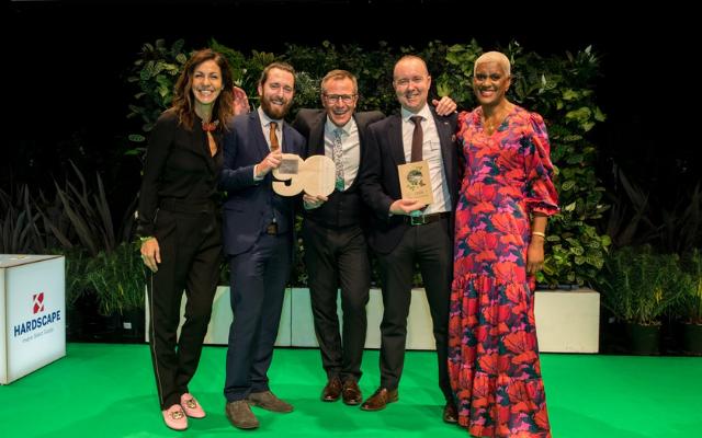 2019英国皇家风景园林学会奖颁奖典礼