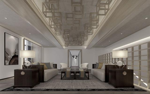 王炯丰:构筑空间   中国室内设计大奖赛·铜奖